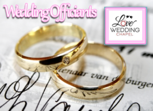 Wedding Officiants Los Angeles